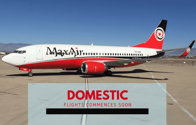 max airline